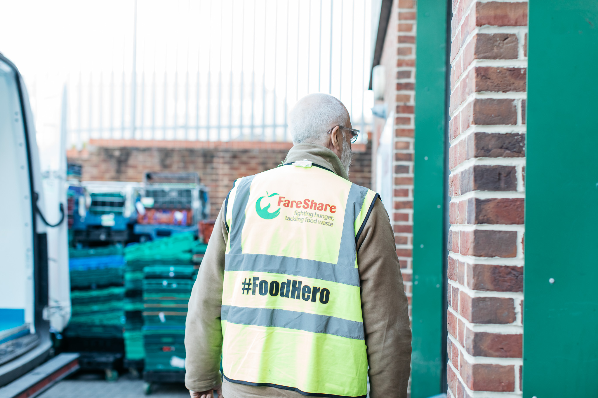 Image for Holland's partners with FareShare