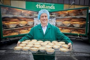 Image for Holland's Pies donates almost 20,000 pies across the North West